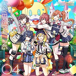 【Amazon.co.jp限定】THE IDOLM@STER SHINY COLORS L@YERED WING 04(メガジャケット付)