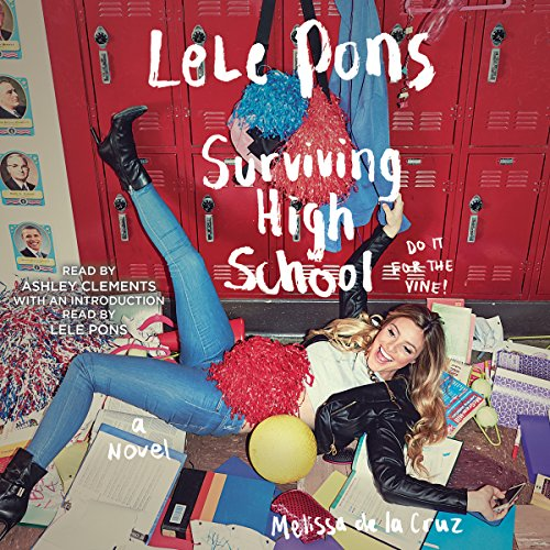 Surviving High School audiobook cover art