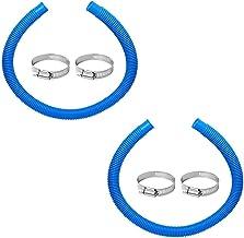 Henreal Zwembad Vervanging Slang Set Lek Proof Slang Duurzaam Filter Accessoires voor Opblaasbare Zwembaden