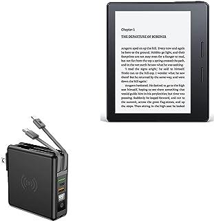 Carregador BoxWave para Amazon Kindle Oasis (1ª geração 2016), [Carregador de parede Rejuva sem fio (10.000mAh)] Carregado...