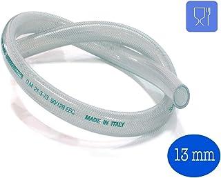 Bestlymood 2Mm Tube 1M Du Tube Od Ptfe DIdentification 4Mm Pour Le Filament De LImprimante 1.75Mm De 3D