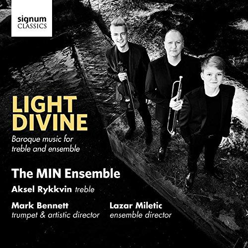 Light Divine - Barockmusik für Sopran & Ensemble