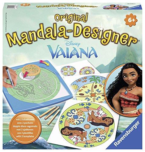 Vaiana - Mandala-Designer, juego creativo (Ravensburger 29842)