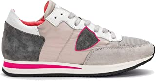 todos los bienes son especiales PHILIPPE MODEL MODEL MODEL PARIS zapatillas mujer Mod. A19ETRLD gris  ahorra hasta un 70%