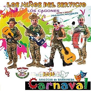 """CHIRIGOTA SANLUQUEÑA """"Los Cagones"""""""