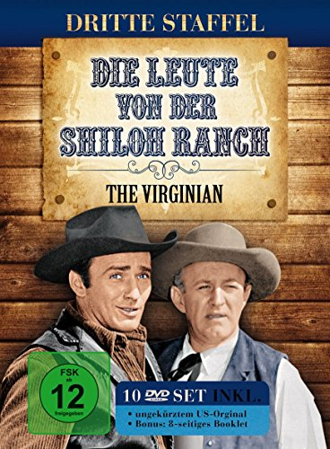 Die Leute von der Shiloh Ranch - Staffel 3 (5 DVDs)