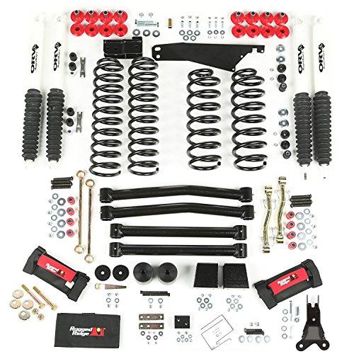 07 jeep wrangler lift kit - 7