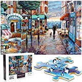 Best Jigsaw Puzzles For Adults - Jigsaw Puzzle 1000 Pieces for Adults, Water Resist Review