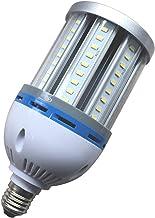 Led gloeilampen Dimbare LED-lamp Vermogen 27W 81 Corn Chip 5630 Hoog En Fel Zonlicht Weg Straatlantaarn Outlet Verlichting...