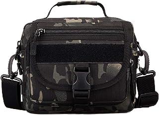 Phoenix Ikki 両用 Molleモール対応バッグに装着可能 全6色 迷彩 耐水素材 アウトドア ショルダーバッグ タクティカル 肩掛けバッグ 軍事的 手提げバッグ