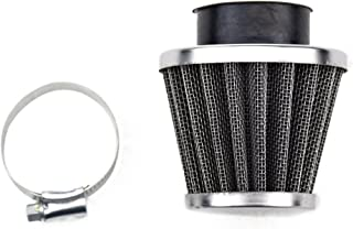 HIAORS 35mm Air Filter Cleaner for Kazuma Meerkat Kids 50cc 70cc 110cc Coolster 3125B 125cc TaoTao Buyang Coolsport Coolster 3050A 3050AX 3050B Lifan ATV Dirt Pit Bike Honda CB100 CB125 CB160 CB175