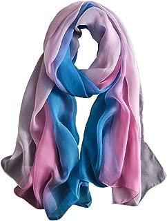 Carino barboncino sciarpe per le donne leggero stampa floreale modello sciarpa scialle moda sciarpe protezione solare scialli
