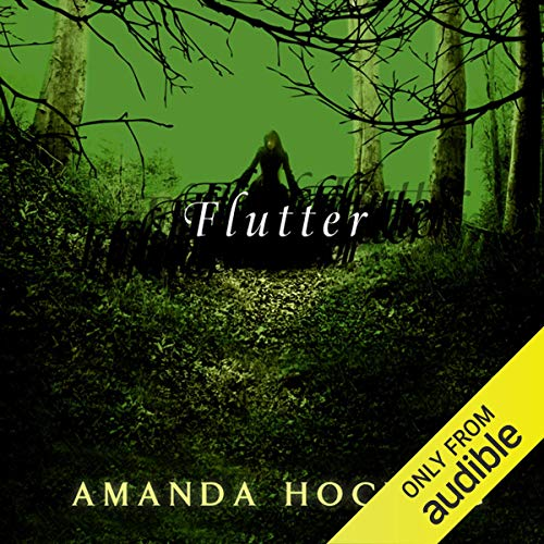 Flutter audiobook cover art