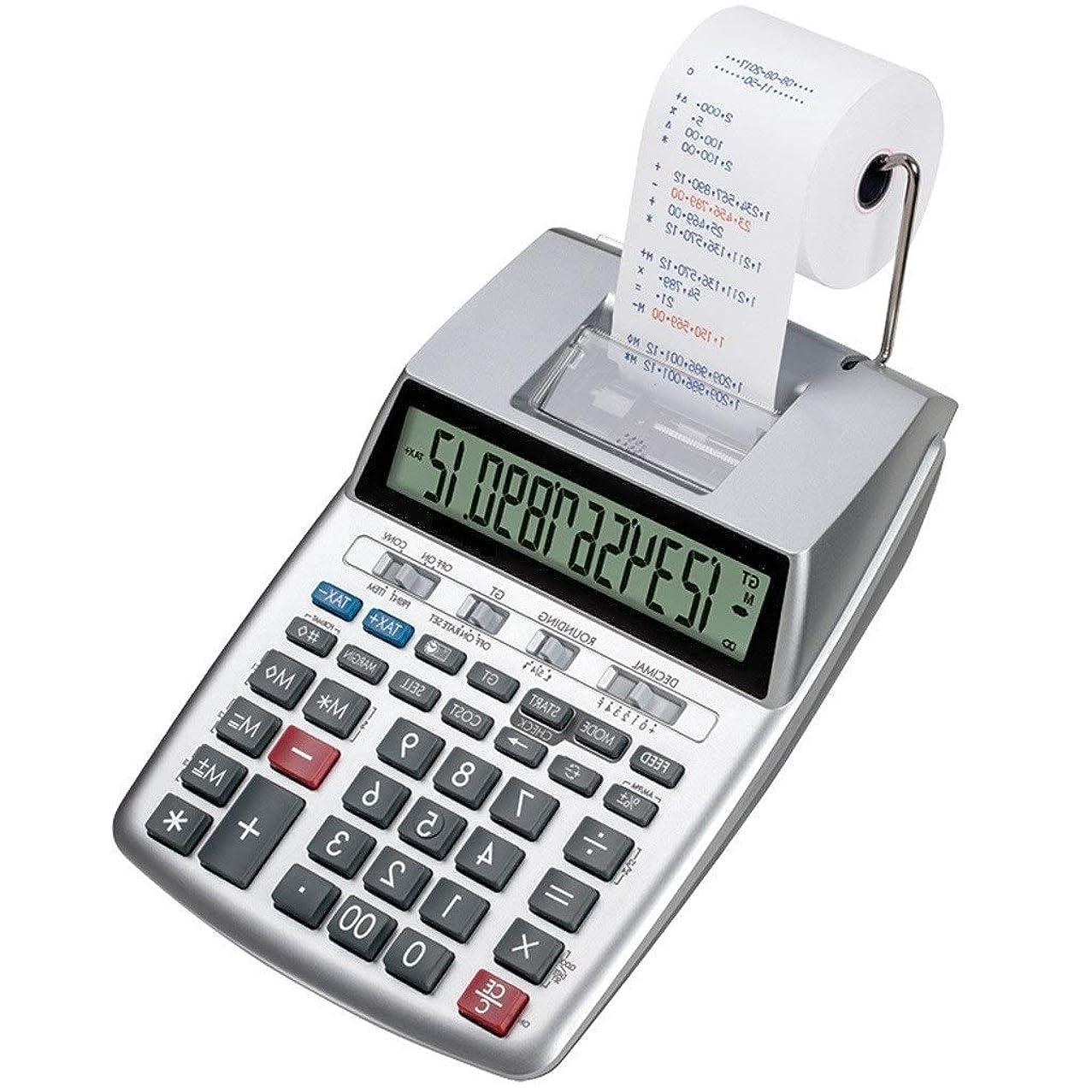 クライアント逃げる入植者デスクトップ電卓 スーパーマーケットの計算機紙コンピュータ銀行会計財務印刷コンピュータ店ホテルのフロントデスク計算機 正確な計算