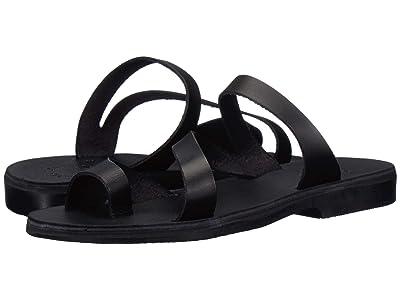 Jerusalem Sandals Noah (Black) Women