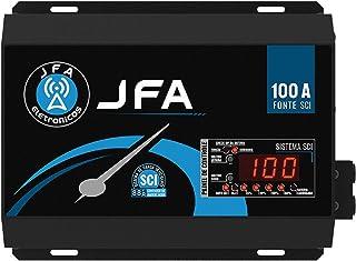 carregador de bateria jfa turbo 100a