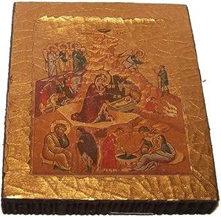nativity icon coptic