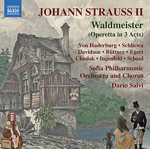 Waldmeister (Excerpts): Die Donnerschläge dröhnen