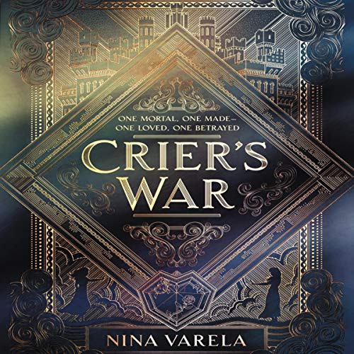 Crier's War Audiobook By Nina Varela cover art