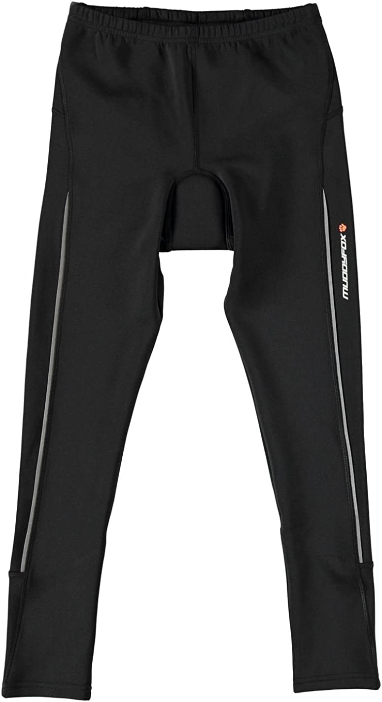 Muddyfox Kids Junior Boys Padded Cycle Tights Pants Trousers Bottoms Clothing