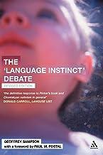 The 'Language Instinct' Debate