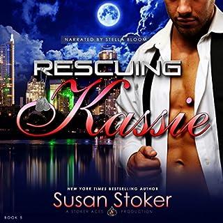 Rescuing Kassie audiobook cover art