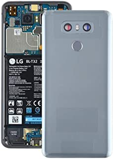Battery case JRC Battery Back Cover with Camera Lens & Fingerprint Sensor for LG G6 / H870 / H870DS / H872 / LS993 / VS998...