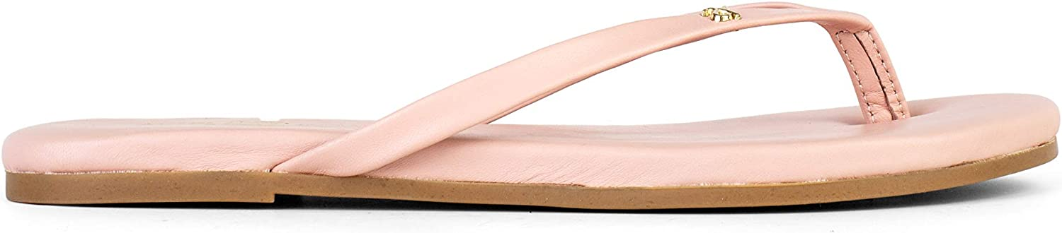 Yosi Don't 70% OFF Outlet miss the campaign Samra Womens Rivington Leather Classic Flip Flop