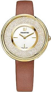 Swarovski Crystalline Pure Brown Ladies Watch 5275040