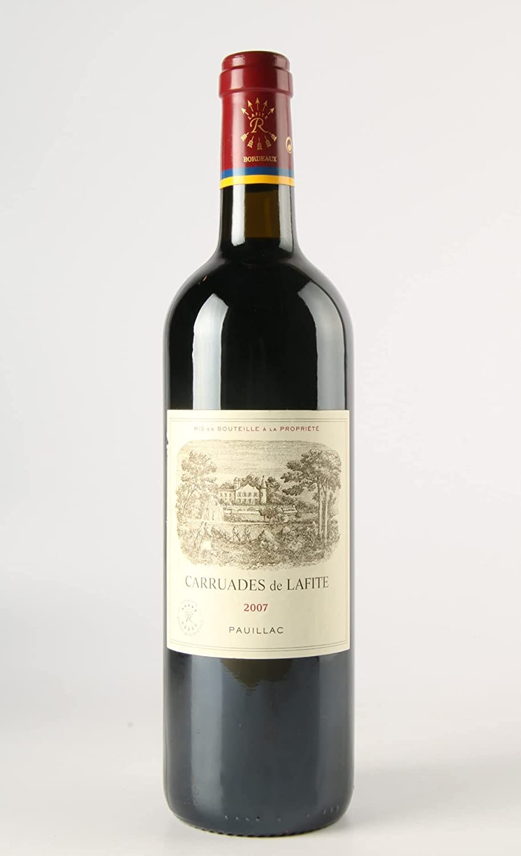 CARRUADES DE LAFITE 2007 - Second vin