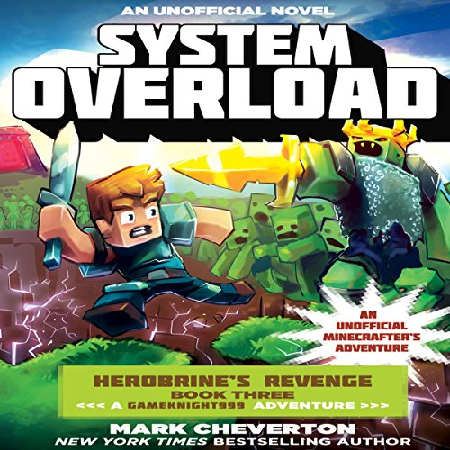 System Overload - An Unofficial Minecrafter's Adventure audiobook cover art