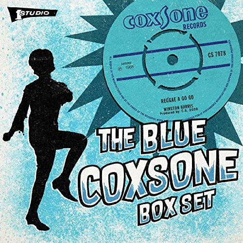 Blue Coxsone Box Set [Vinyl Maxi-Single]