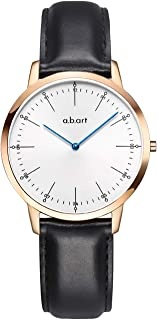 abart Watch FL36-001 Sunray Dial Womens Watch Sapphire Crystal Dial Ladies Watches