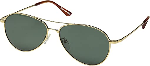 Shiny Gold Polarized