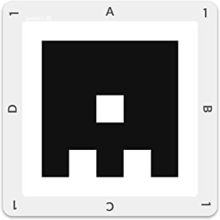 Plickers All-Plastic Cards for Younger Students – Set of 40 – Factory Second (Reduced Price)