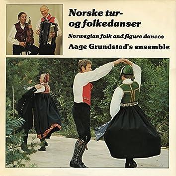 Norske tur og folkedanser 1