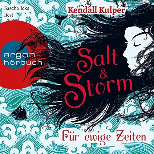 Salt & Storm audiobook cover art