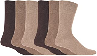 Mens Six Pairs Socks