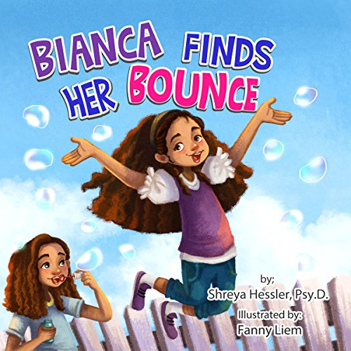 Bianca Finds Her Bounce audiobook cover art