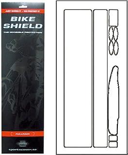 SPORTSCOVER BIKE SHIELD FULL PACK フレームプロテクトシールセット