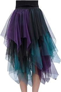 950b3585dcf674 Amazon.fr : TU - Jupes / Femme : Vêtements