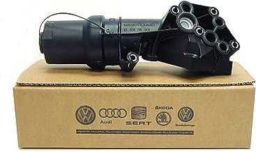 New Genuine OEM VW Oil Filter Housing 2.5 Jetta Rabbit Golf Beetle 2005-2010 MK5 07K115397D