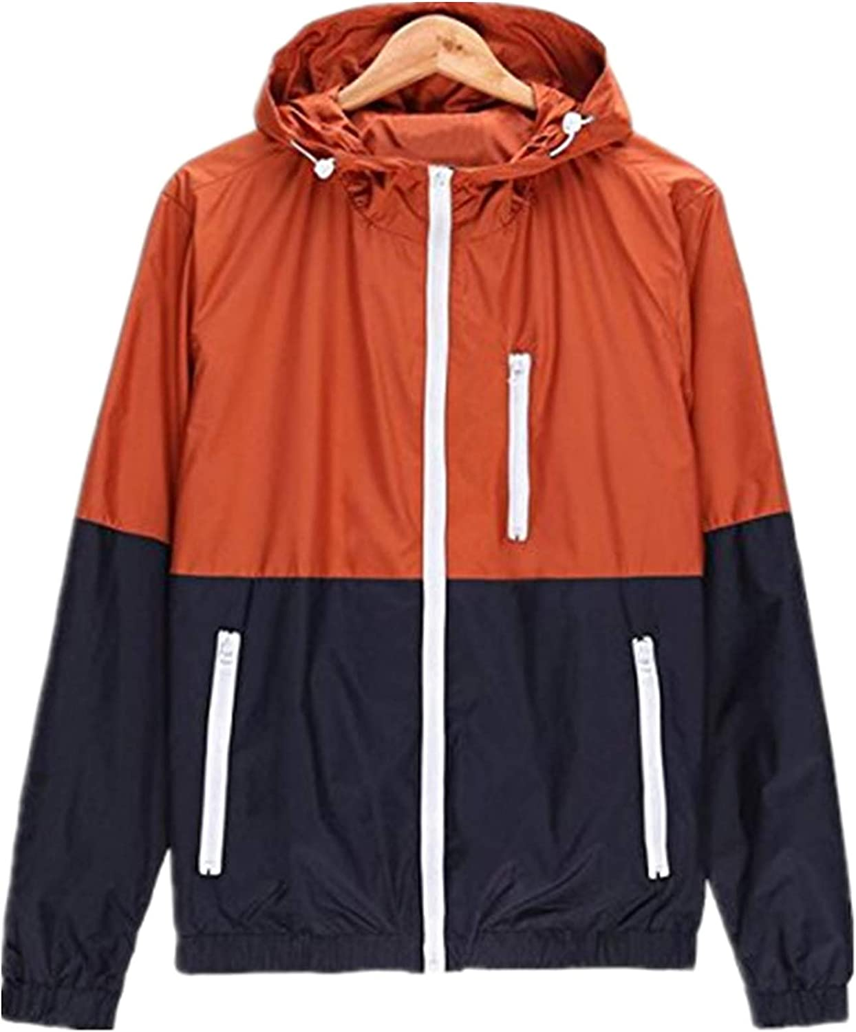 Taiduosheng Womens Light Weight Hooded Sport Outdoor Limited time cheap sale Windbreaker 25% OFF