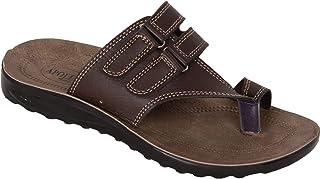 BATA Men Brown Sandal Chappal