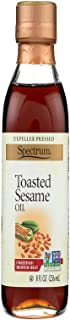 Spectrum Toasted Unrefined Sesame Oil -- 8 oz