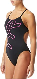 TYR Women's Big Logo Cutoutfit