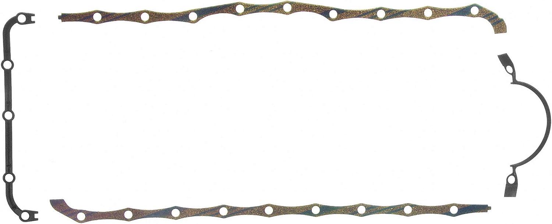 FEL-PRO OS 13811 mart Special sale item C Gasket Oil Pan Set