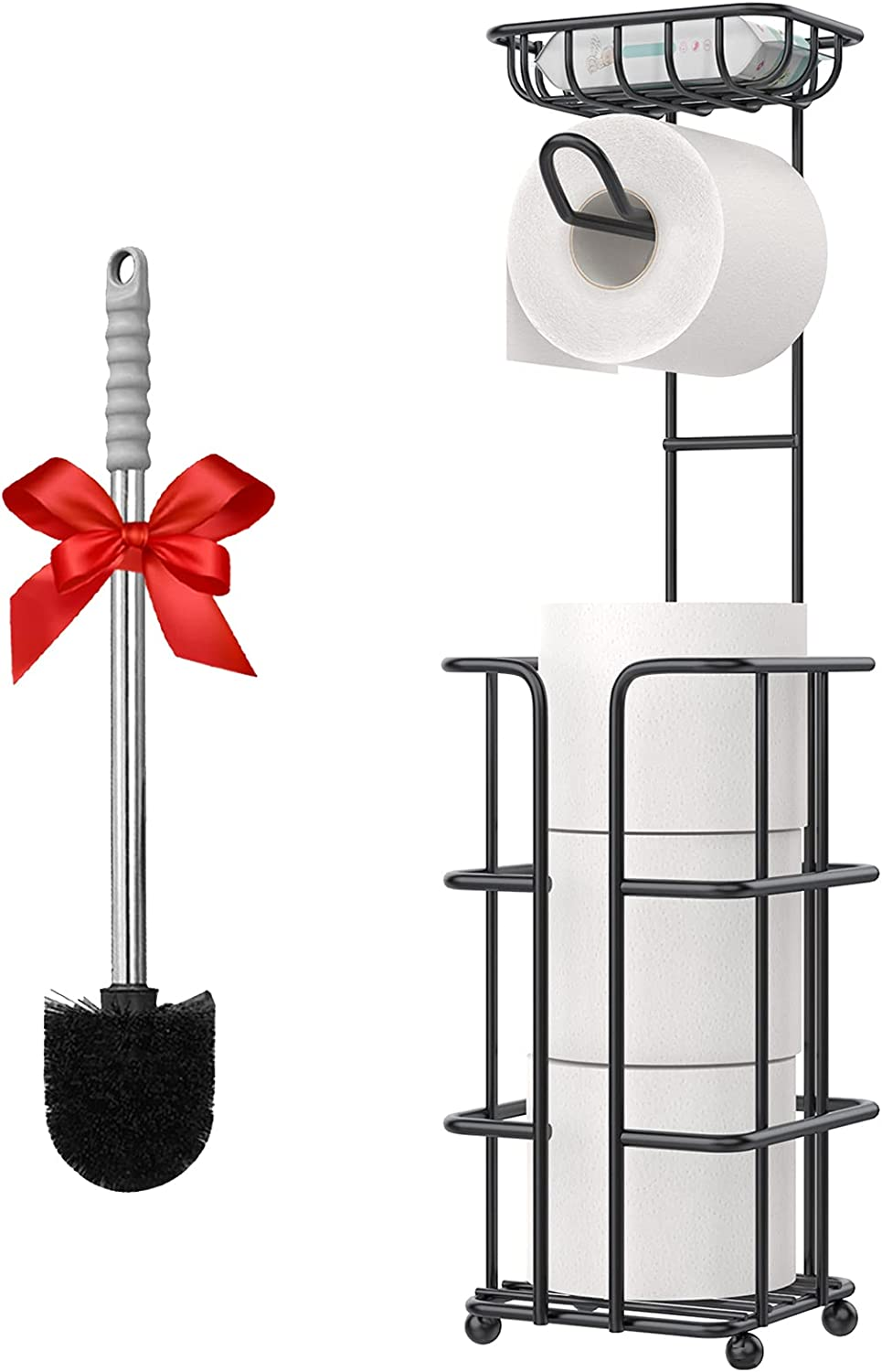 Toilet San Diego Mall Paper Holder Roll Stand Max 75% OFF