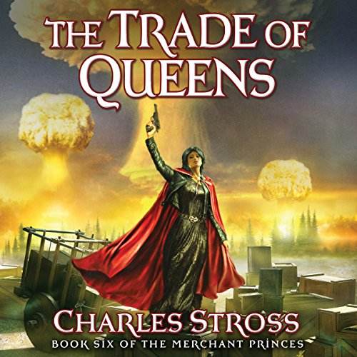 The Trade of Queens audiobook cover art