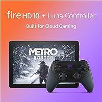 Amazon Fire HD 10 32GB 10.1-in FHD Tablet w/Luna Controller Deals